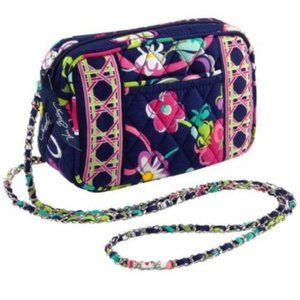 Vera Bradley Mini Chain Crossbody Bag - Ribbons